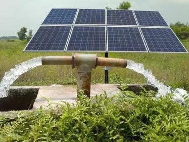 हरियाणाा में नाबार्ड की सहायता से किसानों व गौशालाओं को दिए जाएंगे 50 हजार सौर-पंप