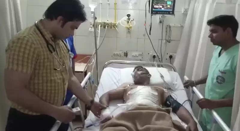 बहादुरगढ़ में बाइक सवार बदमाशों ने युवक को मारी गोली, गंभीर रूप से घायल