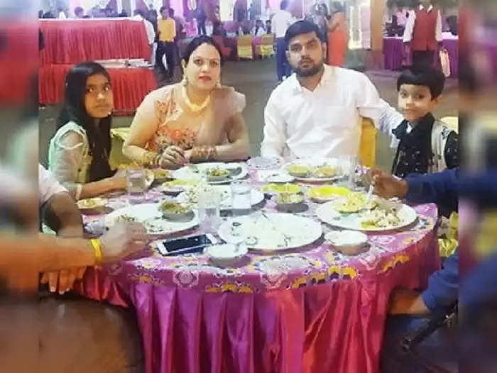 पत्नी, पुत्री और पुत्र की गोली मारकर हत्या, फिर की खुदकुशी