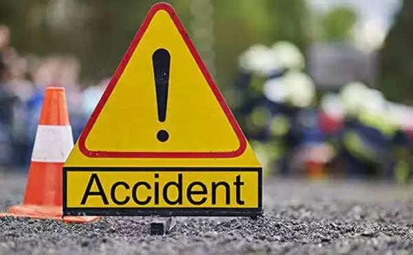 KGP पर बड़ा हादसा- ट्राले ने कुचला चार लोगों को, मौके पर ही मौत