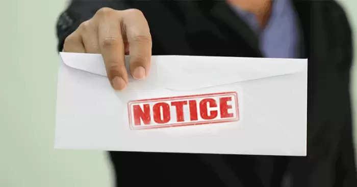 भ्रष्टाचार की शिकायत पर जांच न करने वाले अधिकारीयों को नोटिस