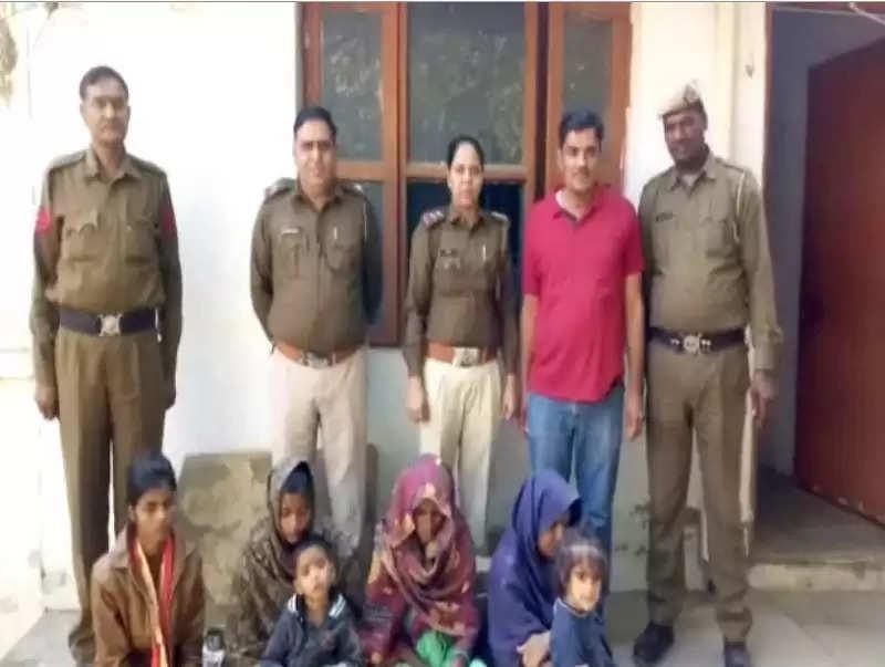पुलिस को मिली बड़ी कामयाबी, सोना चुराने वाली 4 महिलाओं को किया काबू