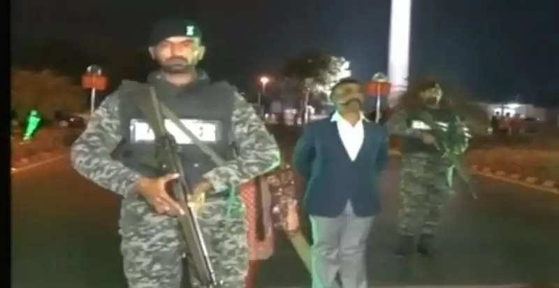 स्वदेश लौटे देश के अभिनंदन, पाकिस्तान से हुई वापसी