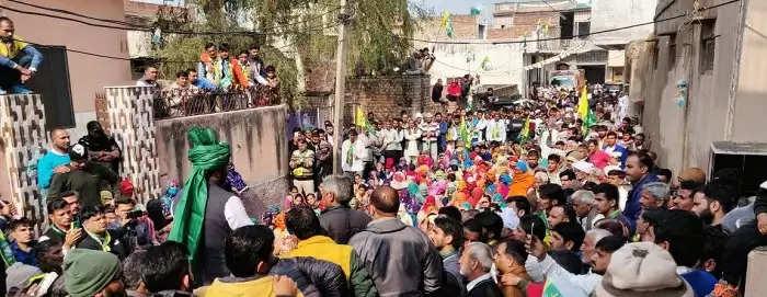 जींद से होगा हरियाणा में नई राजनीति का आगाज: दिग्विजय सिंह चौटाला