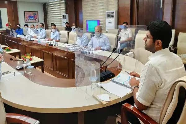 हरियाणा में बनने वाले हैं 55 नए पुल, Deputy CM ने बैठक लेकर काम में तेज़ी लाने को कहा