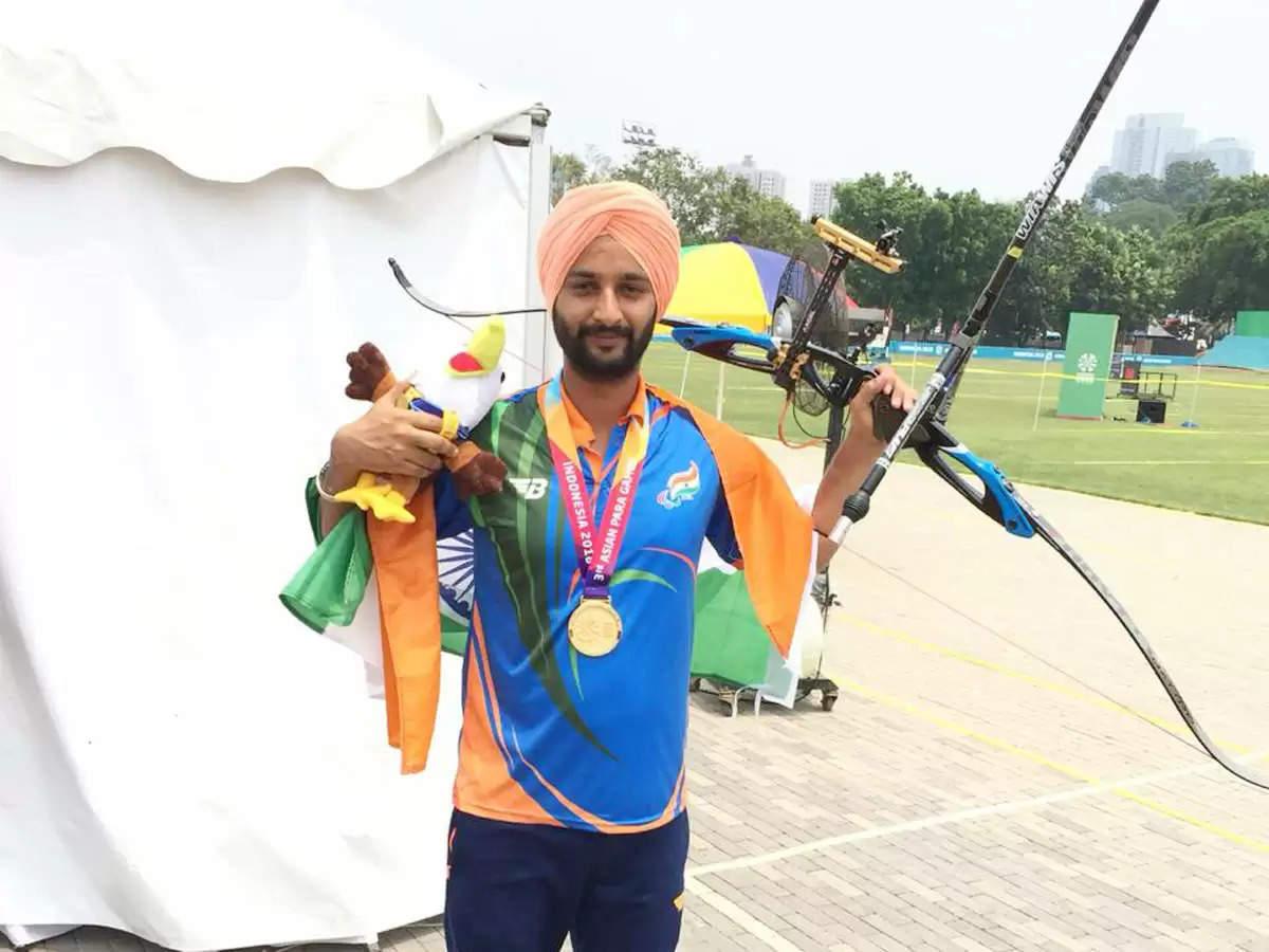 कैथल के हरविन्द्र सिंह को मिला टोक्यो पैरालिंपिक का टिकट, आर्चरी में हरियाणा से एकमात्र खिलाड़ी