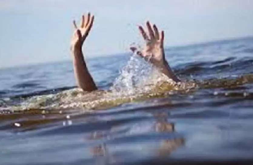 यमुना नदी में डूबे हरियाणा के चार युवक, एक की मौके पर मौत
