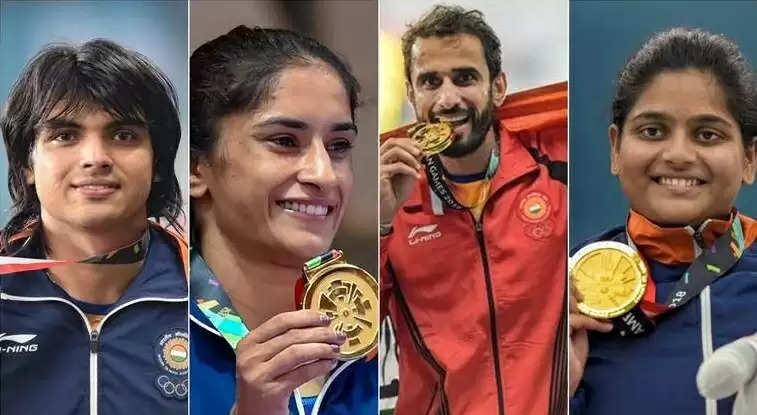 ओलंपिक-एशियाई खेलों के पदक विजेताओं के लिए सरकार का बड़ा एलान, गांवों के विकास पर खर्च होंगे 5 करोड़